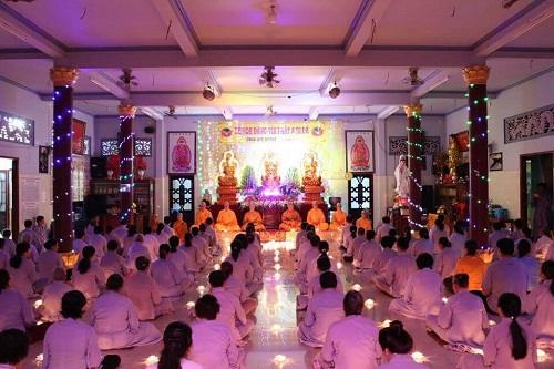 Lưu ý khi đi lễ chùa Huệ Quang