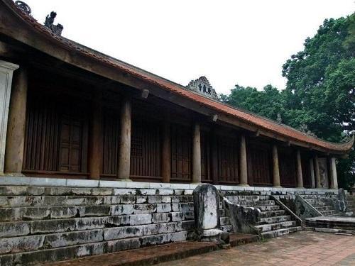 chùa trăm gian chương mỹ