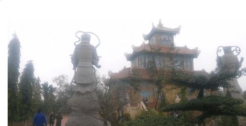 Kiến trúc chùa Viên Minh