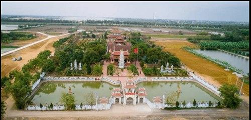 Lịch sử hình thành chùa Viên Minh