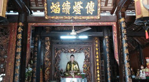 Đặc trưng Phật Học và điểm nổi điêu khắc