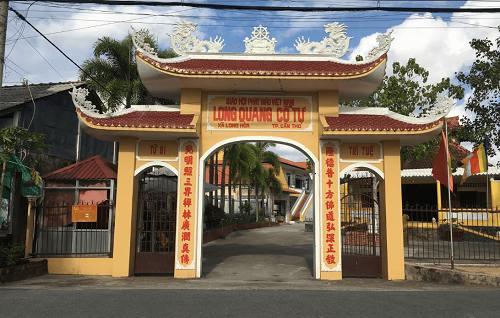 Chùa Long Quang