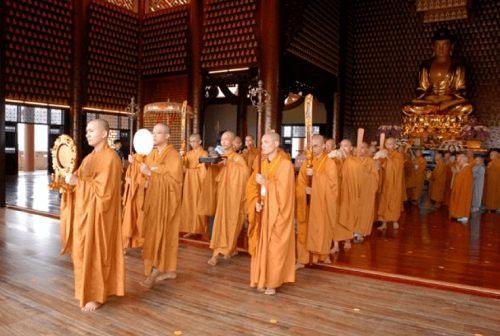 Chùa Phổ Quang thờ ai