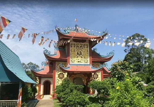 chùa phước huệ sa đéc