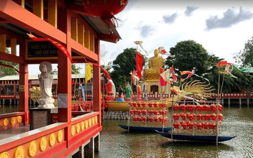 Lưu ý khi đi tham quan chùa Phật Học 2