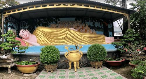 ột số điểm khác trong khuôn viên của chùa Bửu Lâm