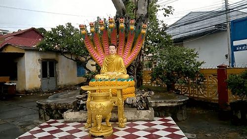 Kiến trúc thiết kế tại chùa Tam Bảo