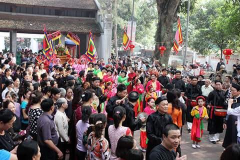 Lễ hội chùa Láng
