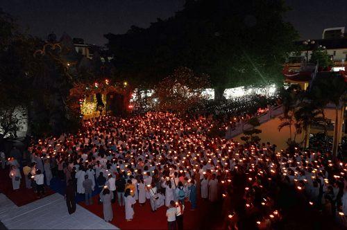 Lễ hội chùa Phổ Quang