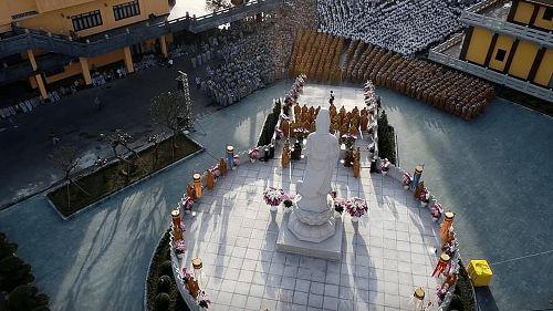 Lịch sử hình thành chùa Phổ Quang