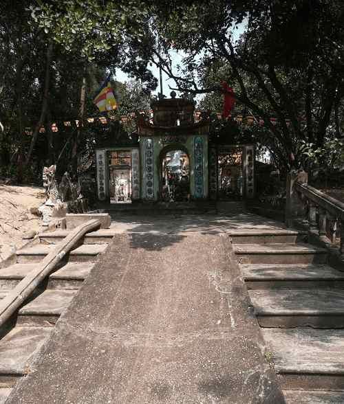 lịch sử chùa quan âm