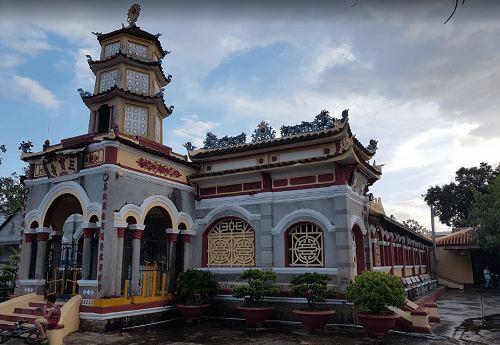 Lịch sử hình thành chùa Tam Bảo