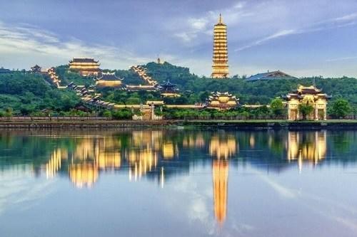 Lịch sử hình thành chùa Bái Đính