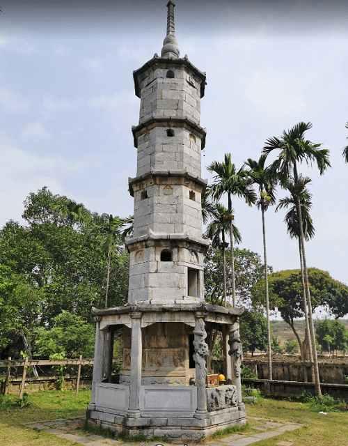 lịch sử chùa bút tháp