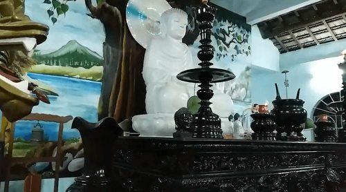 Lưu ý khi đi tham quan chùa Thanh Sơn