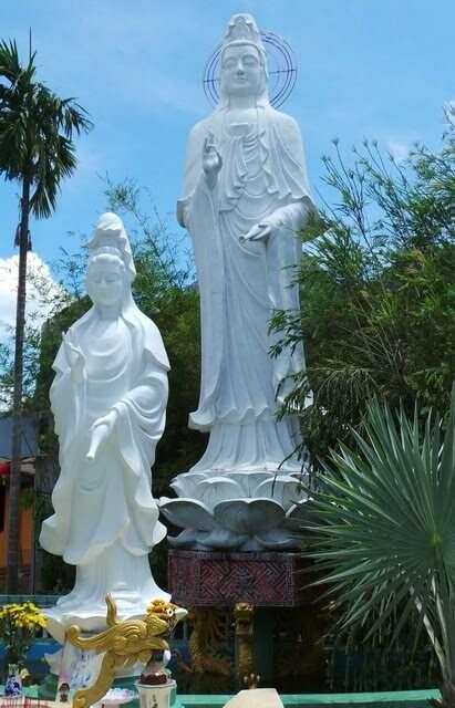 Lưu ý khi đi lễ chùa Bửu Lâm