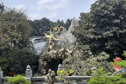 Điểm đặc biệt của chùa Phổ Quang