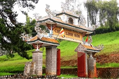 Địa chỉ chùa Linh Sơn