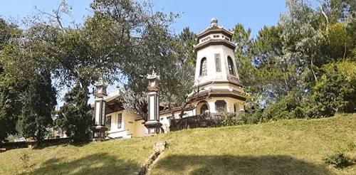 lịch sử chùa linh sơn