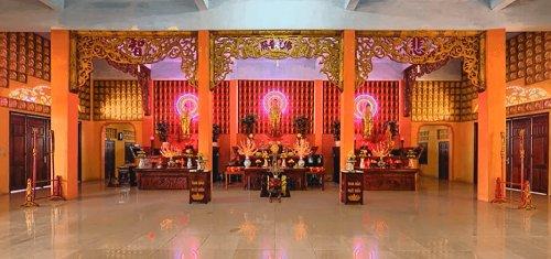 Lưu ý khi đi tham quan chùa Đại Tòng Lâm