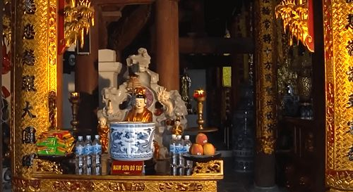 Nhà Trương chùa hưng long