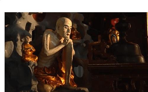 chùa Hưng Long tượng phật